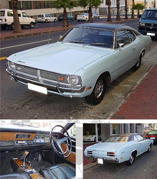 allpar com information on south african mopars