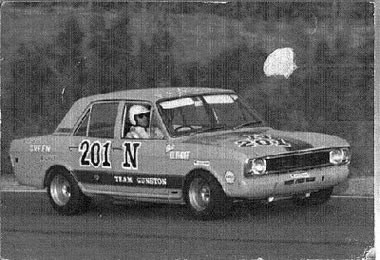 Cortina Racing Action 1